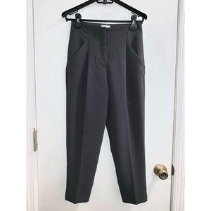 Aritzia Chambery pant in dark gray